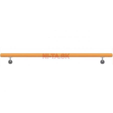 Drevené madlo BUK (BEECH) D49xL1000mm NI-TA