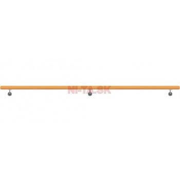 Drevené madlo BUK (BEECH) D49xL3000mm NI-TA