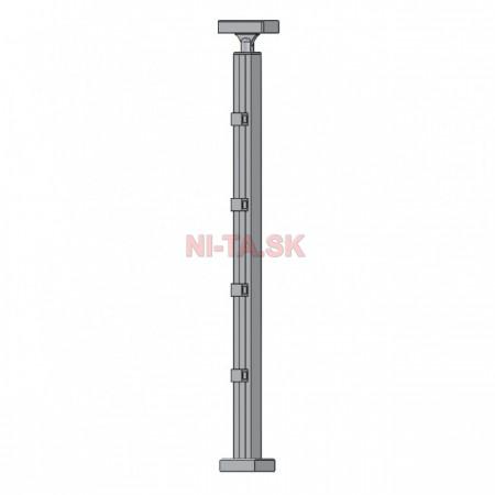 Hliníkový stĺpik NI-TA