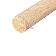 Drevené madlo D42xL3000 DUB NI-TA