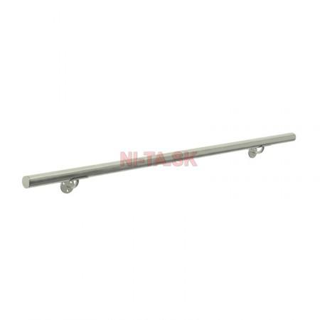 Nerezové madlo D42,4xL1000mm AISI304 brus NI-TA